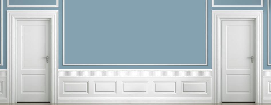 Fondo 22 b - doble puerta azul