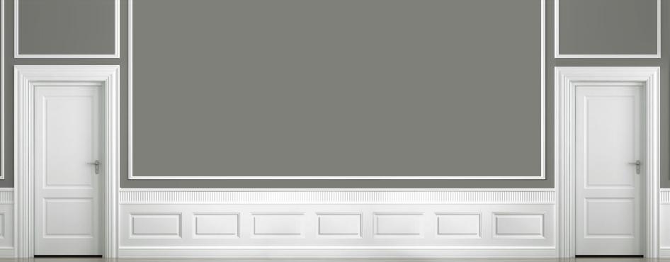 Fondo 22 j - doble puerta gris oscuro alejada