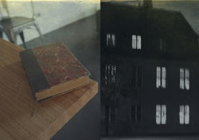 In - out (diptych)