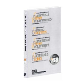 Reglas uniformes relativas a las garantías a primer requerimiento (revisión 2010)