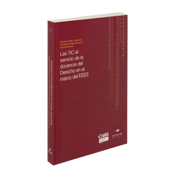 Las TIC al servicio de la docencia del Derecho en el marco del EEES